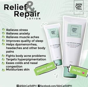 Relief and Repair Mini Lotion for Sale in Honolulu, HI