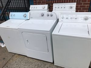 Washers and dryers 160.00 each for Sale in Philadelphia, PA