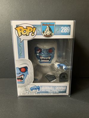 Funko Pop Disney Diamond Abominable Snowman for Sale in Los Angeles, CA