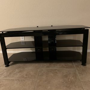 Black TV Stand for Sale in Chandler, AZ