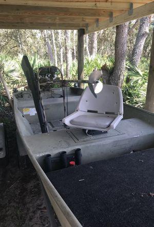 Mud boat long tail for Sale in Frostproof, FL
