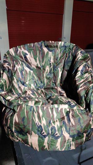 Big Joe bean bag chair for Sale in San Antonio, TX