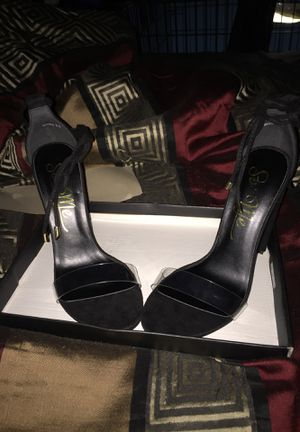 Fashion nova- lose it all heels 8.5 for Sale in Haines City, FL
