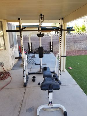 Tuff stuff home gym for Sale in Las Vegas, NV