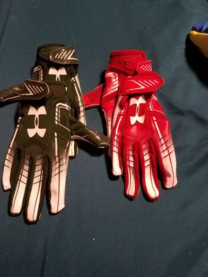 Youth small football/baseball gloves for Sale in Marysville, WA