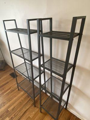 Cool rustic vintage military shelves shelf stand book storage for Sale in Nashville, TN