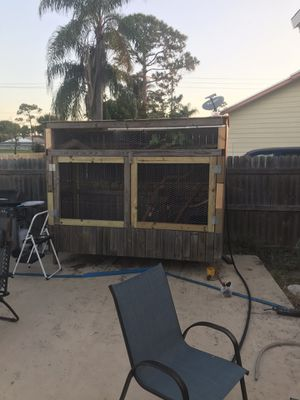 Very large (reptile) enclosure. for Sale in West Palm Beach, FL