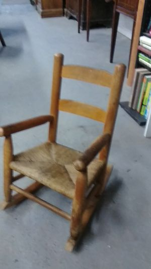 Kids rocking chair for Sale in Manchester, CT