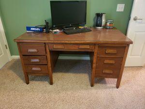 Antique desk for Sale in Duluth, GA