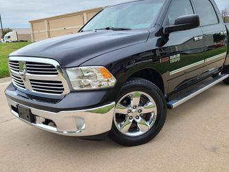2015 RAM ECODIESEL 1500 4X4 CLEAN TITLE for Sale in Arlington,  TX