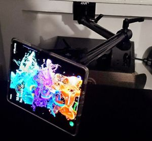 THE JOY FACTORY TABLE CLAMP MOUNT COMES WITH QUALITY PROTECTION PHONE CASE FOR SAMSUNG GALAZY Z FOLD 2 for Sale in Bellflower, CA
