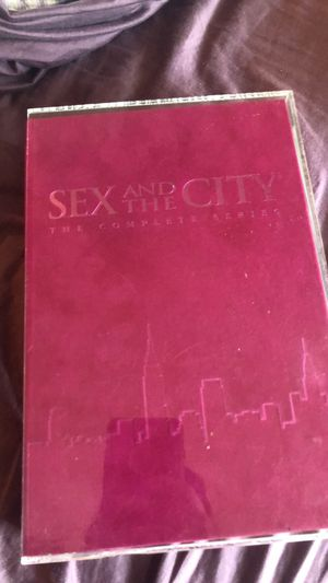 Sex and the city series for Sale in Columbus, OH