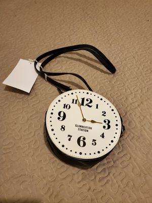 Kate Spade Clock purse for Sale in Washington, DC