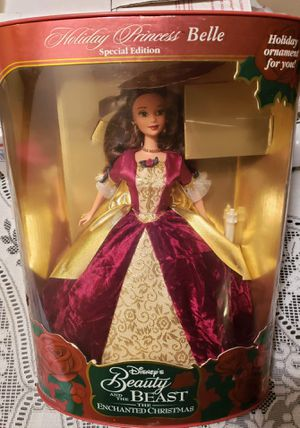Disney Belle Barbie for Sale in Maple Grove, MN