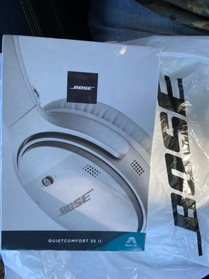 New sealed Bose wireless headset for Sale in Stockton, CA
