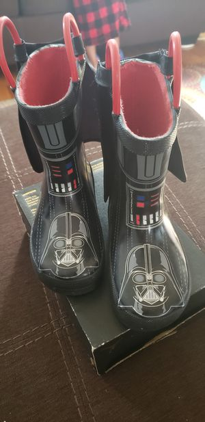 Star Wars Rain Boots for Sale in Washington, DC