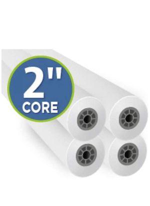"Paper Unlimited CAD Paper Rolls, 24"" x 150', 92 Bright, 20 lb. Inkjet Bond, 2"" core roll, 4 rolls per carton for Sale in Los Angeles, CA"
