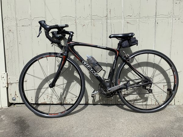 Giant Road bike in awesome condition