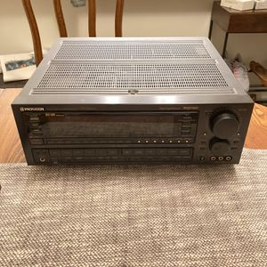 Pioneer Audio/Video Stereo Receiver VSX-D902S for Sale in Camp Pendleton North, CA