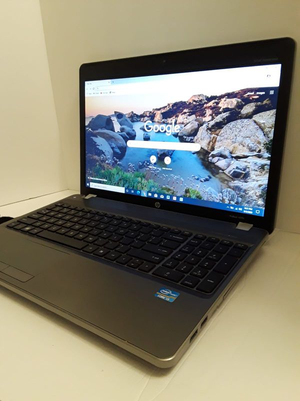 """HP PROBOOK Laptop, 16"""" inches, Core i3, HDD 500GB, Office installed"""