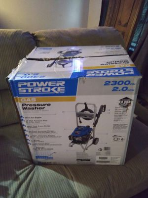Powerstroke pressure washer for Sale in San Antonio, TX