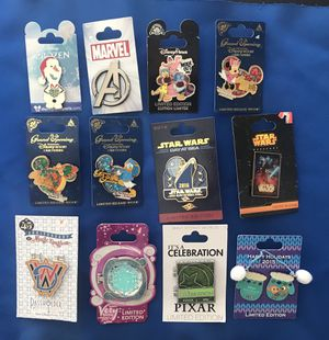 Disney Pins for Sale in Las Vegas, NV