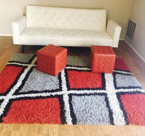Contemporary, Shaggy Rug for Sale in Germantown, MD