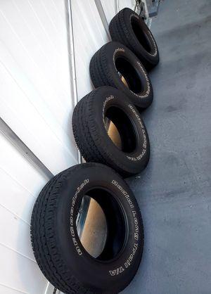 BFGoodrich tires 265 70 16 for Sale in St. Petersburg, FL