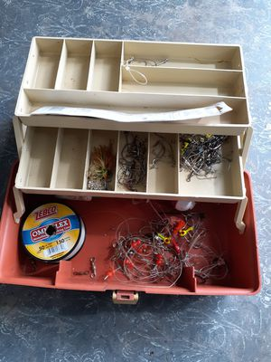 Tackle box for Sale in Zephyrhills, FL