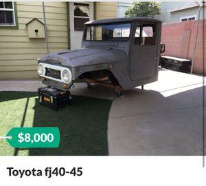 Toyota fj40-45 for Sale in E RNCHO DMNGZ, CA