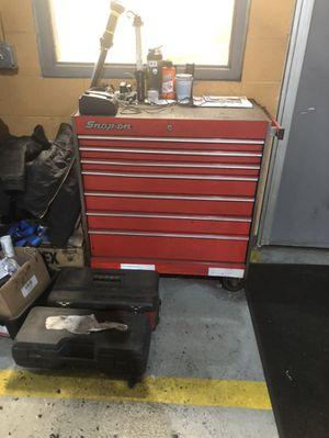 Snap on tool box for Sale in Elk Grove Village, IL