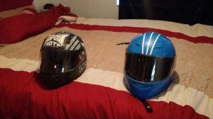 2 motorcycle helmet $160 each or 2 $300 for Sale in West Palm Beach, FL