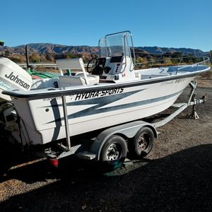 HYDRA-SPORTS 22 OCEAN SKIFF BOAT for Sale in Los Angeles, CA