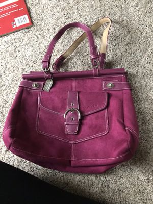 """Coach"" Purse for Sale in Lancaster, OH"