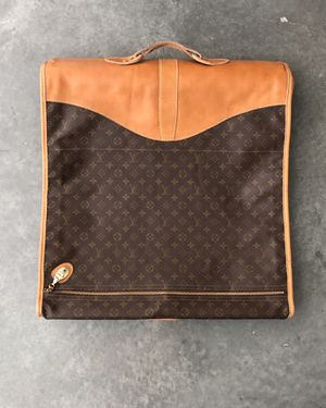 Louis Vuitton Vintage Garment Bag for Sale in Mercer Island, WA