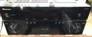 Pioneer Elite 7.1 Receiver VSX-92txh for Sale in Lynnwood, WA
