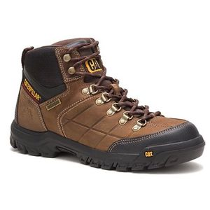 Work Boots 🥾// Caterpillar// Men's Threshold Waterproof Steel Toe Work Boot// Size (11)(11.5)(12)(13) for Sale in Niles, IL