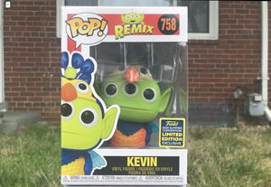 Funko Pop! Toy Story - Alien Remix As Up Kevin SDCC Shared Exclusive for Sale in Washington, DC