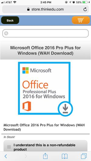 Microsoft office Entire package for Sale in Lakeland, FL