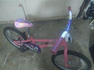 "20"" Girls bike... Bicicleta para niña for Sale in Houston, TX"