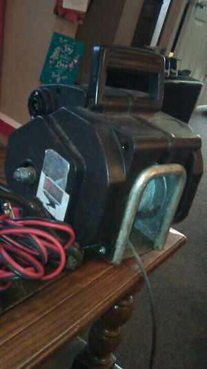 Vortex 4400lb winch for Sale in Philadelphia, PA