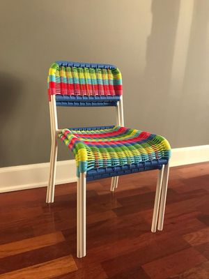 Pair of children's chairs - stackable for Sale in Chicago, IL