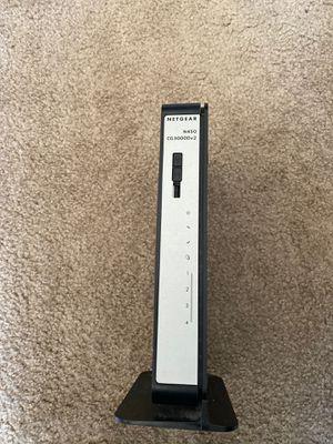 Netgear N 450 modem router for Sale in Scottsdale, AZ