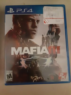 Mafia 3 for Sale in Salisbury, MD