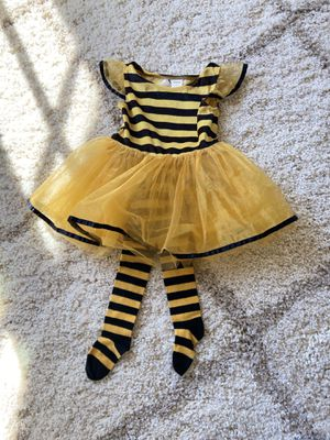 Gymboree bumble bee costume ( 2Y-3Y) for Sale in McLean, VA