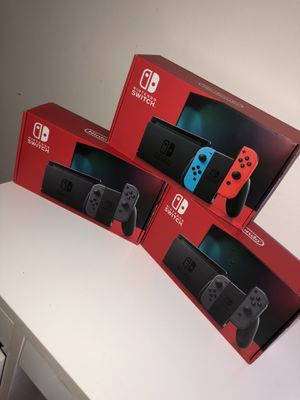 Nintendo switch v2 brand new for Sale in Miramar, FL