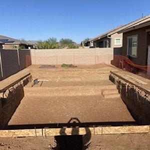 Pool Excavation for Sale in Phoenix, AZ