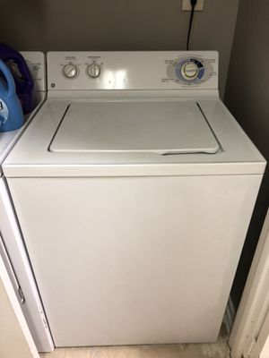 Washer and Dryer for Sale in Raleigh, NC