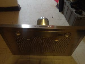 30 inch stainless oven hood for Sale in Dublin, GA