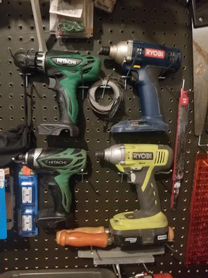 Drill and impact drivers for Sale in Brooklyn Center, MN